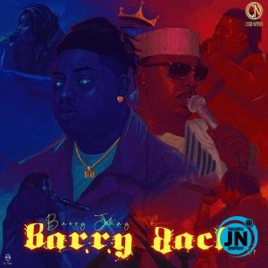 Barry Back EP